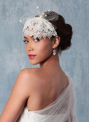 Beautiful Bride Headpiece