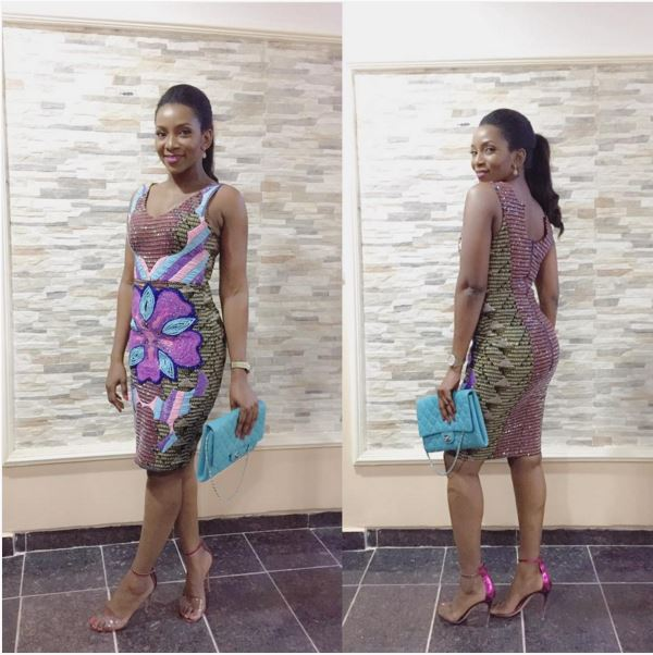 Genevieve-Nnaji at Road to Yesterday-Enugu-Premiere