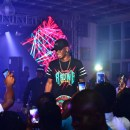 Lil kesh Performing