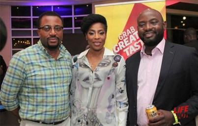 Uche Onwudiwe, Mo Abudu and Otome Oyo