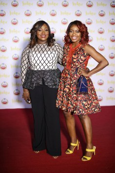 Abimbola Craig and Shade Ladipo