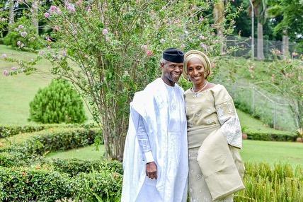 Dolapo Osinbajo & Yemi Osinbajo