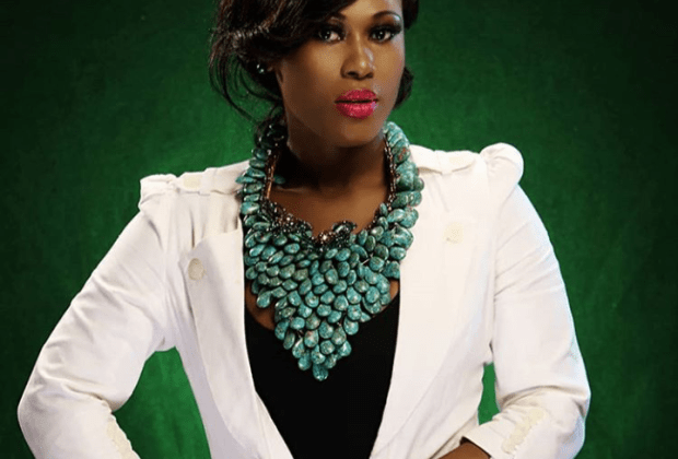 Uche Jombo celebrates 20 years of joining the movie industry