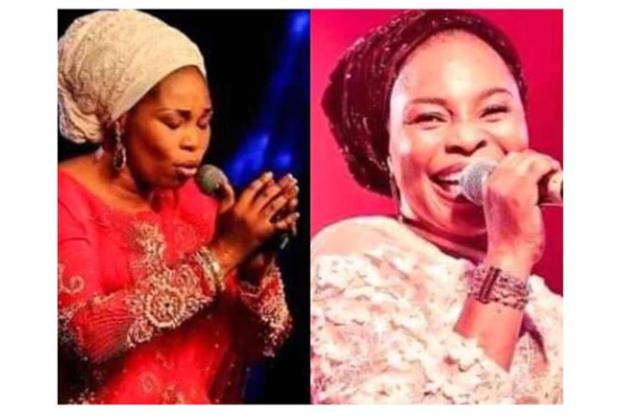 Evangelist Victor Edet warns Tope Alabi to desist from wigs, makeup, earrings in order to make heaven
