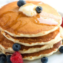 How to make fluffy pancake with overripe plantain