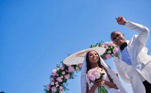 Stephanie Coker and Olumide Aderinokun celebrate wedding anniversary