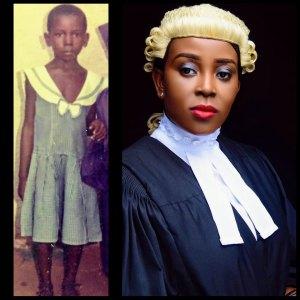 A Nigerian lawyer, Awele Ideal