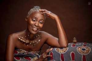 71-year old model Abimbola Idowu