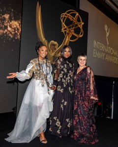 Mo Abudu becomes first African to chair 47th international Emmy Award