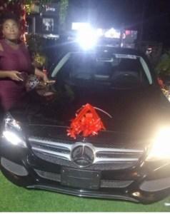 Titans gift Tacha a car