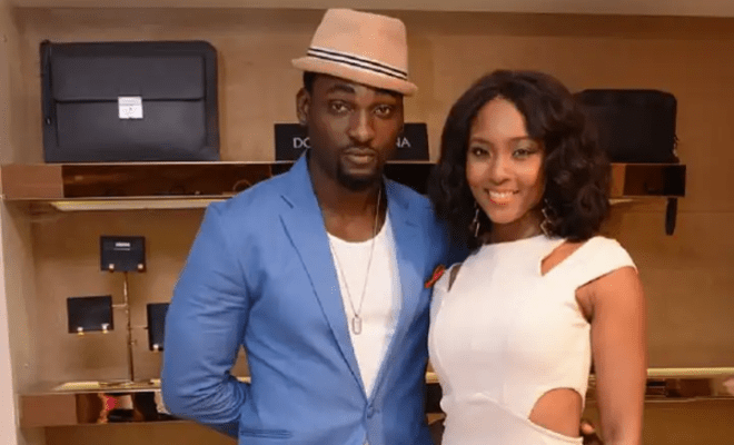 Gbenro Ajibade speaks on marrying actress, Osas Ighodaro to get American passport