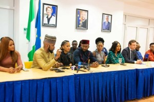 Banky W speaks on gender equality and other social vice in Nigeria