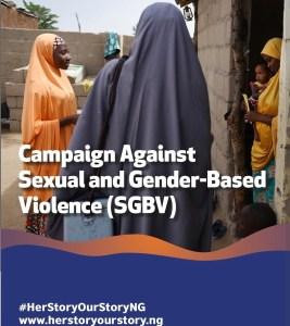 Campaign against gender based violence