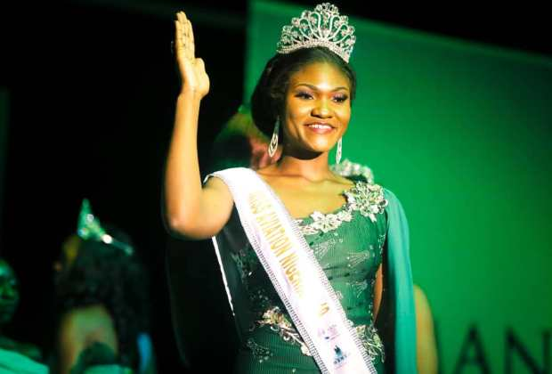 Miss Aviation Beauty Pageant, Patience Abiyanya Adokpe