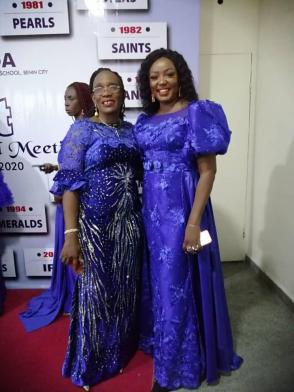 Jemi Augustina Okwu and Mercy Omoye