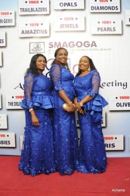 Omo, Pamela Abhulimen and Irene Akhabue