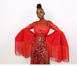 Diane Russet celebrates fellow Big Brother Naija housemate, Elozonam specially