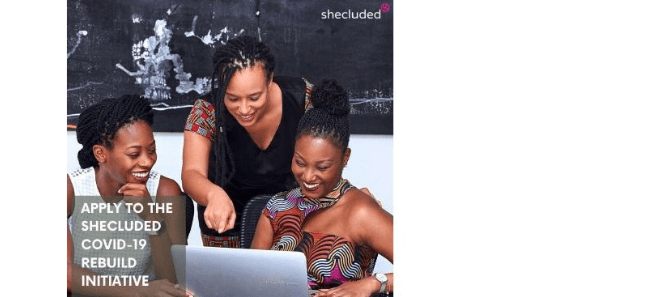 Applications open to Shecluded 'One Woman, One Laptop' Initiative