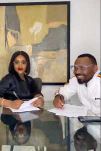 PayPorte Unveils Chef Chioma as Brand Ambassador