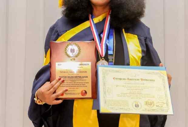 Dr. Helen Oritsejafor