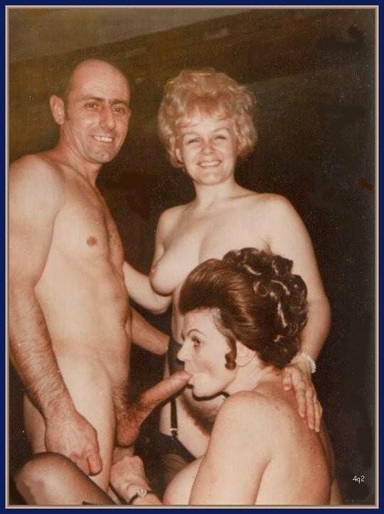 vintage nude wives