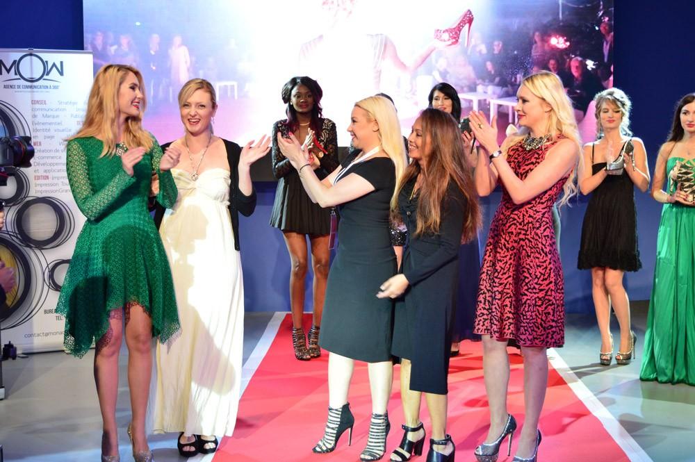 Iana Heel Monaco Fashion Show