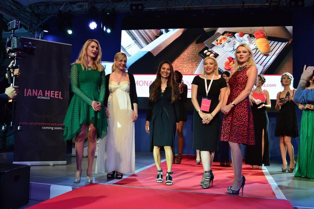 Iana Heel Fashion Show Cannes