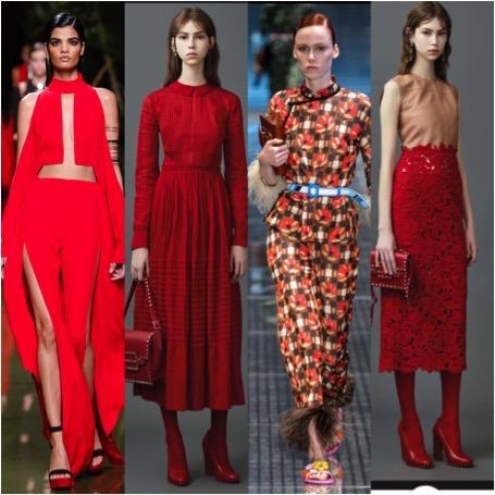 red dress 2017