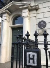 Oscar Wilde's Home