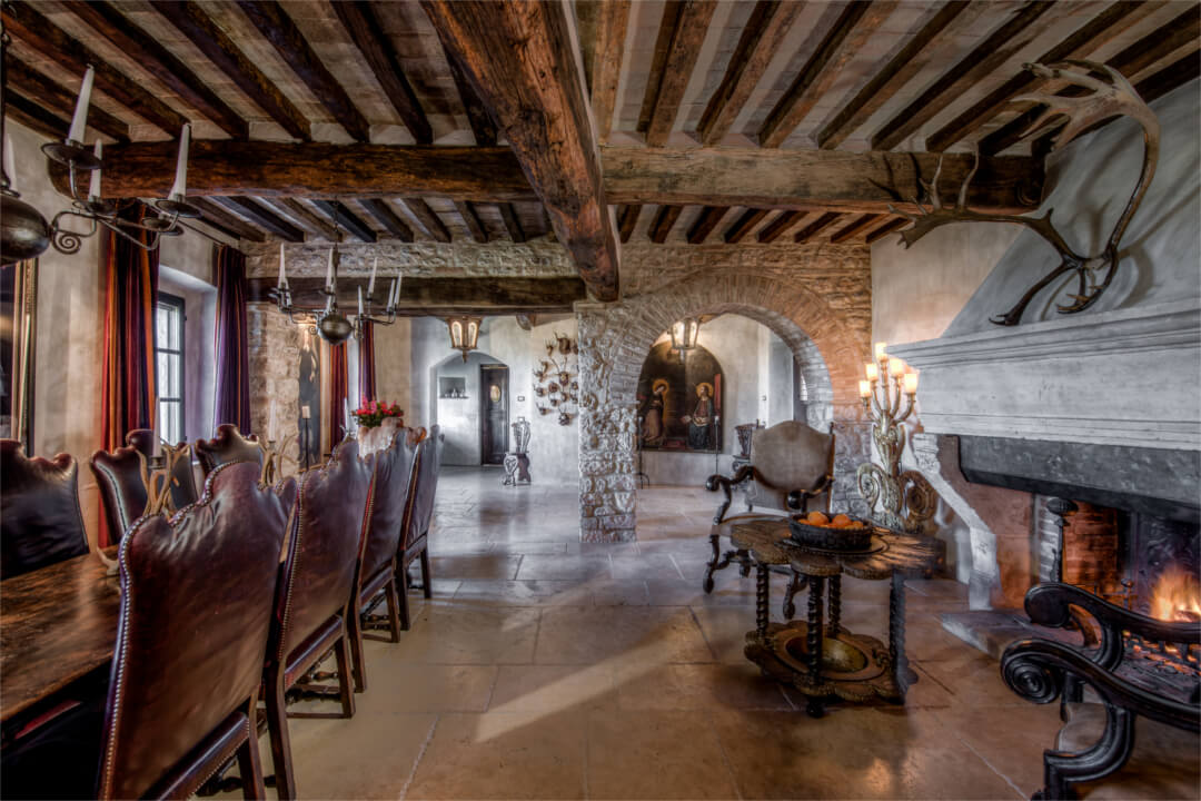 Luxury Medieval Castle In Umbria Allure Of Tuscany