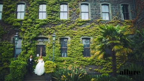Sally & David - Asian wedding video - allure productions wedding film_