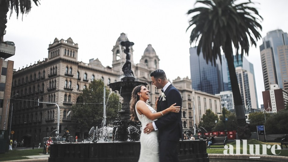 Elisia & Joel - Metropolis wedding video - allure productions wedding film 3