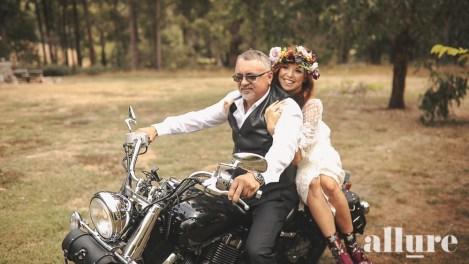 Nicole & Denis - Log Cabin Ranch Wedding video - Allure Wedding Films 6