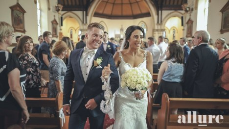 Laura & Adam - Rivers Edge Wedding Video - Allure Productions Wedding Film 12