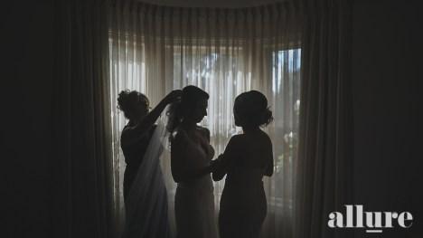 Laura & Adam - Rivers Edge Wedding Video - Allure Productions Wedding Film 4
