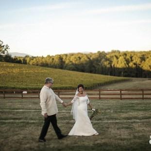 Yarra Ranges estate - Anna & Mark - Allure Productions wedding film 4
