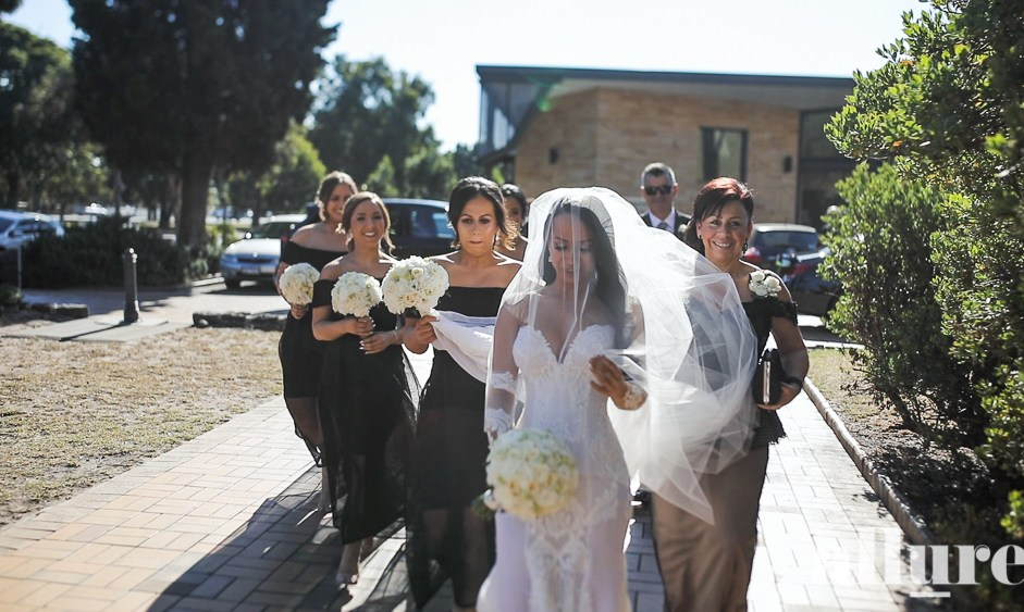 Renee & Andrew - lakeside Receptions - Allure Productions 9