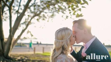 Lara & Colby - Encore Wedding Video - Allure Productions 7