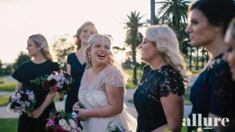 Lara & Colby - Encore Wedding Video - Allure Productions 8