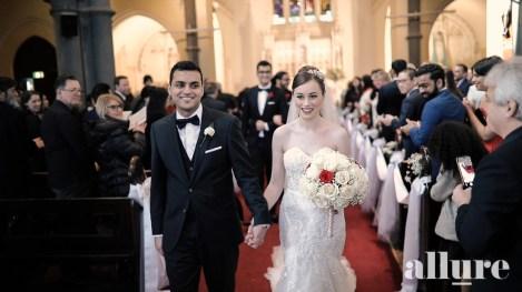 Emily & Dan - Wedding video Melboourne 10
