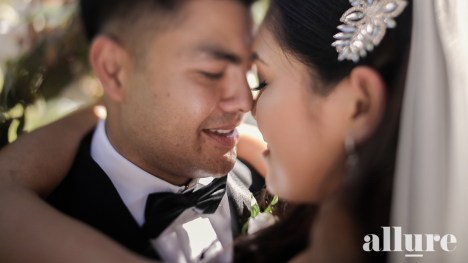 Amy & Aaron - White Night Receptions - Allure Productions Wedding Video 2