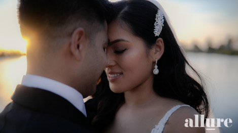 Amy & Aaron - White Night Receptions - Allure Productions Wedding Video 6