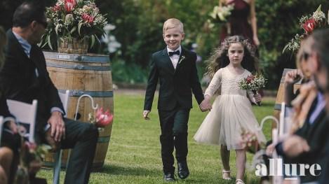 Jessica & Mitchell - Seppelts Winery - Ballarat Wedding - Allure Productions -_-9