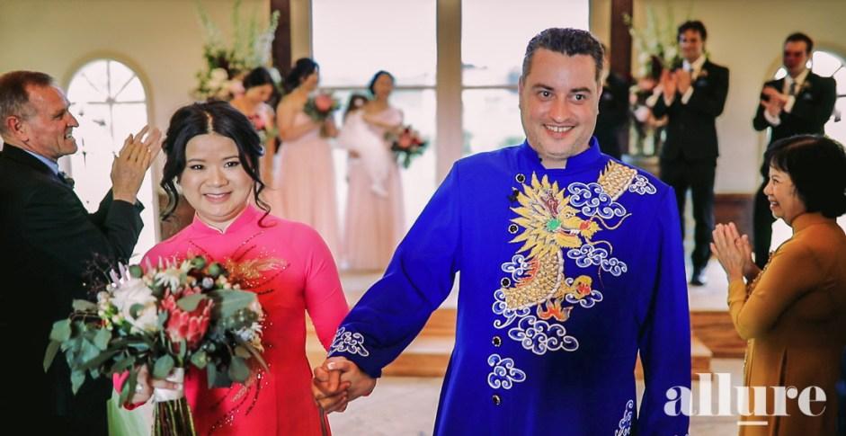 Bao & Julian - Immerse Wedding Video - Allure Productions_-4