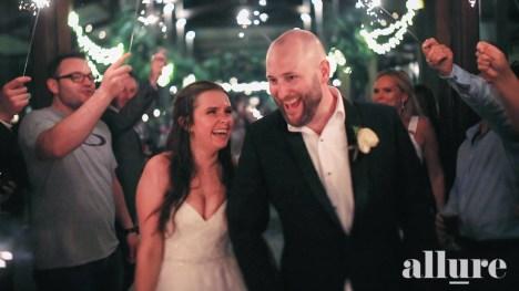 Danielle & Daniel - Stones wedding video - Allure Productions 12