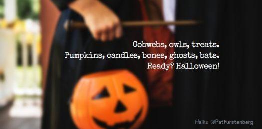 Cobwebs, Halloween Haiku