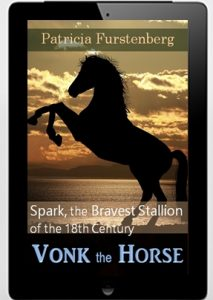 Vonk the Horse: Spark, the Bravest Stallion of the 18th Century