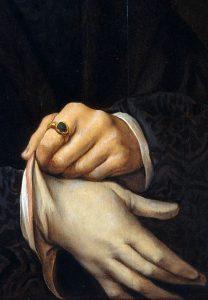 Handschuh - glove