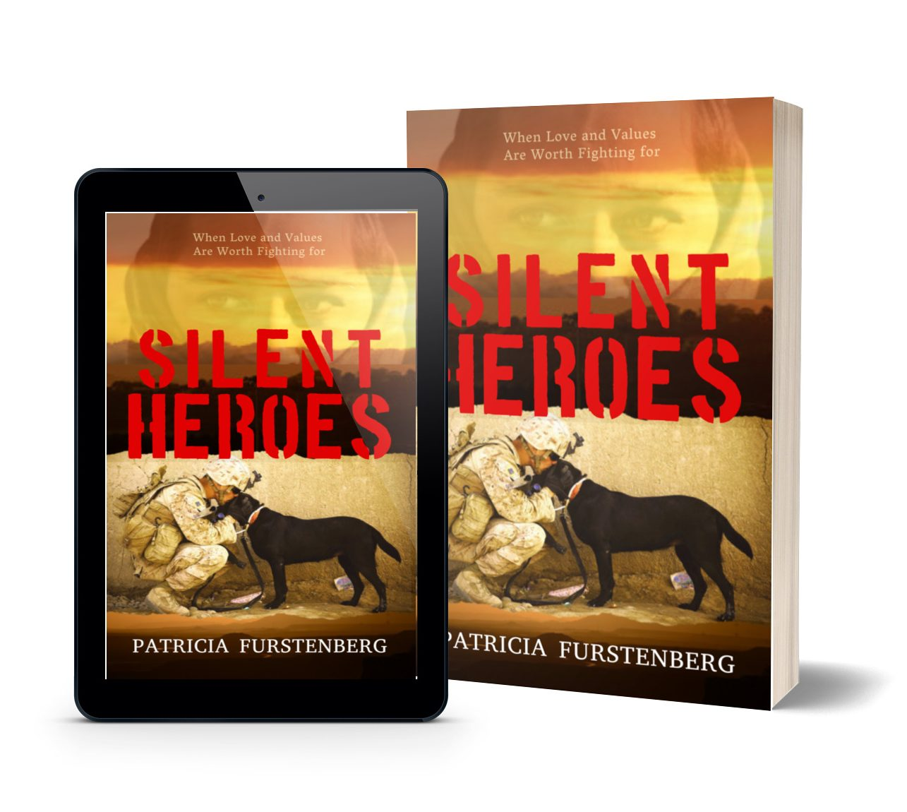 Silent Heroes by Patricia Furstenberg