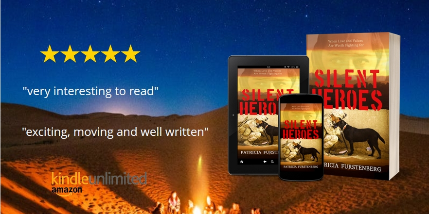 Silent Heroes: When Love and Values Are Worth Fighting for, 5 stars reviews